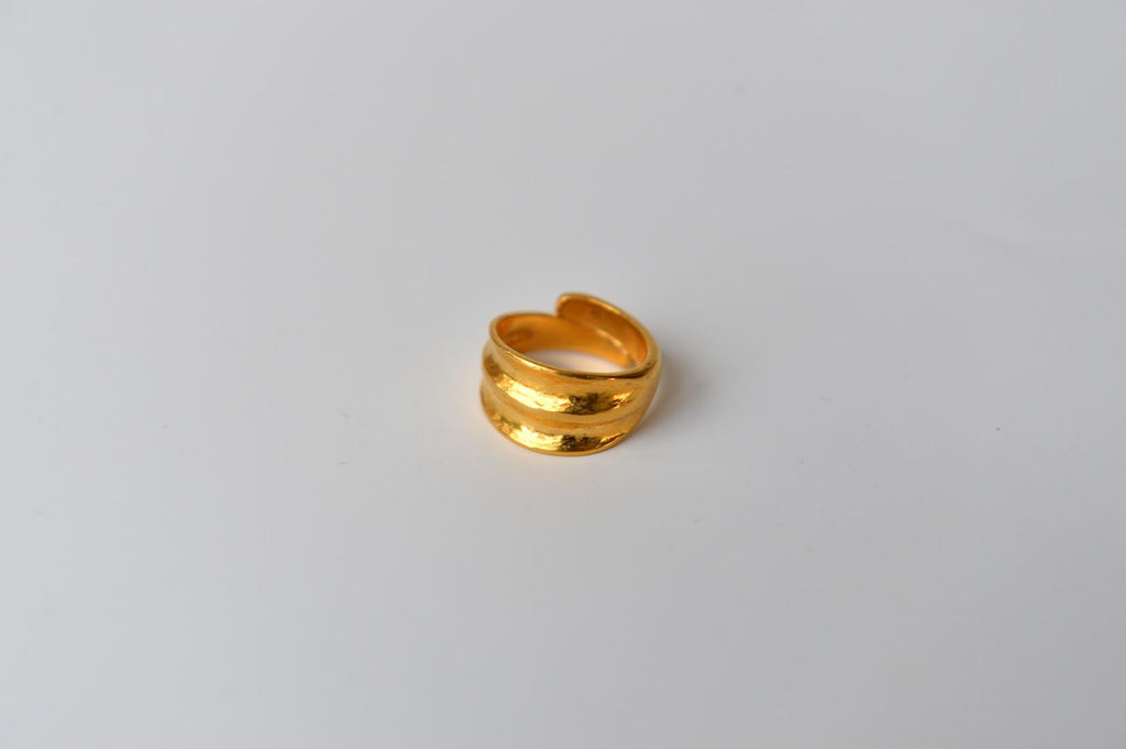 Ring duo by Elisabeth Riveiro - L'Atelier Natalia Willmott