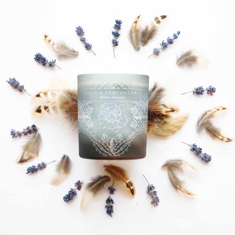 Sweet Lullaby Naturally Fragrant Candle - L'Atelier Natalia Willmott