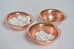 Copper hammered bowl - L'Atelier Natalia Willmott