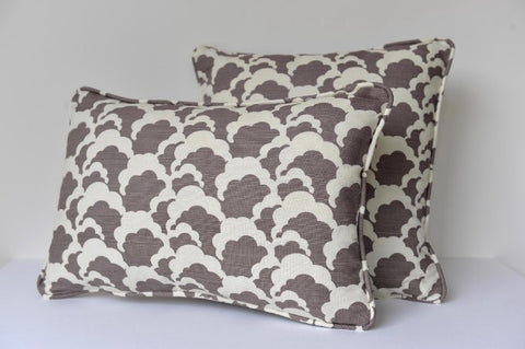 Cloud design cushion - L'Atelier Natalia Willmott