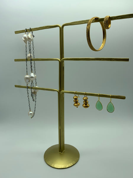 Hand forged jewellery stand - L'Atelier Natalia Willmott