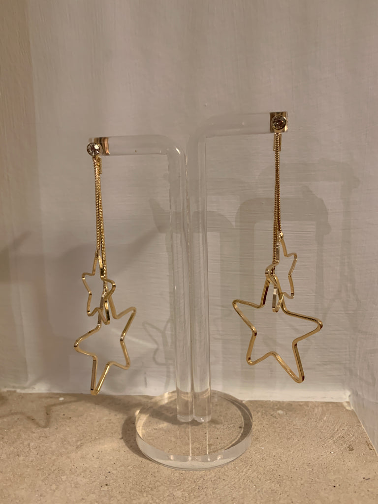 Star earrings - L'Atelier Natalia Willmott