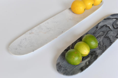 Long marble tray - L'Atelier Natalia Willmott