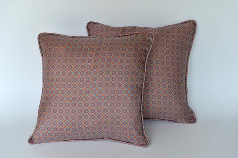 Cushion tie inspired - L'Atelier Natalia Willmott