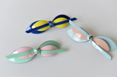 Bow hairclip - L'Atelier Natalia Willmott