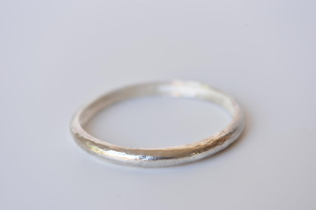 "Circular bangle bracelet ""Canaletto"" by Elisabeth Riveiro - L'Atelier Natalia Willmott"