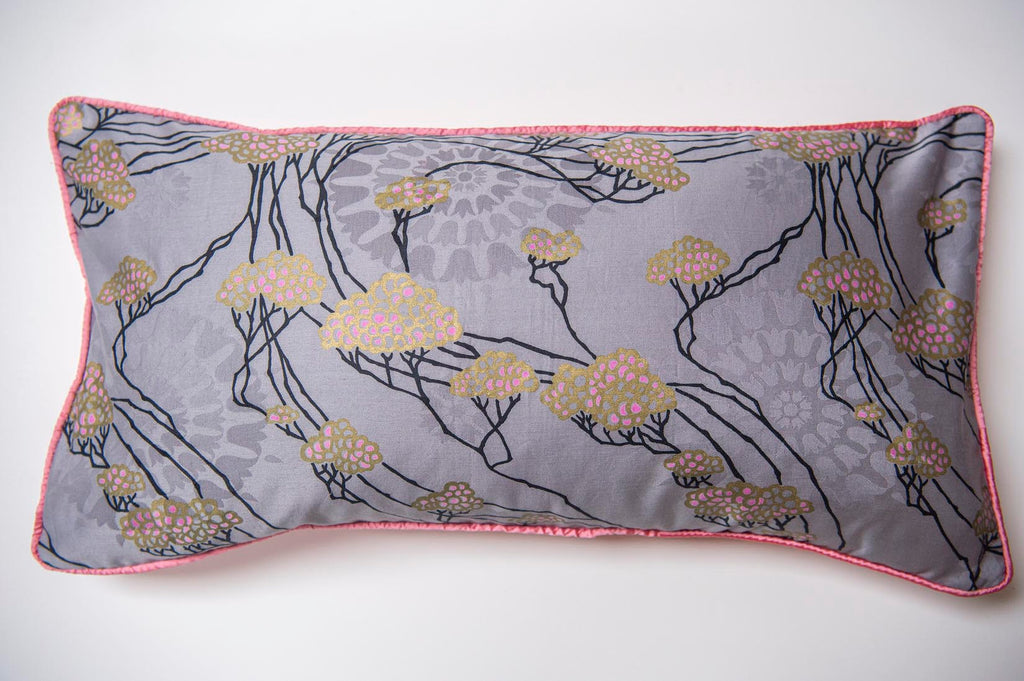 """Art deco"" cushion - L'Atelier Natalia Willmott"