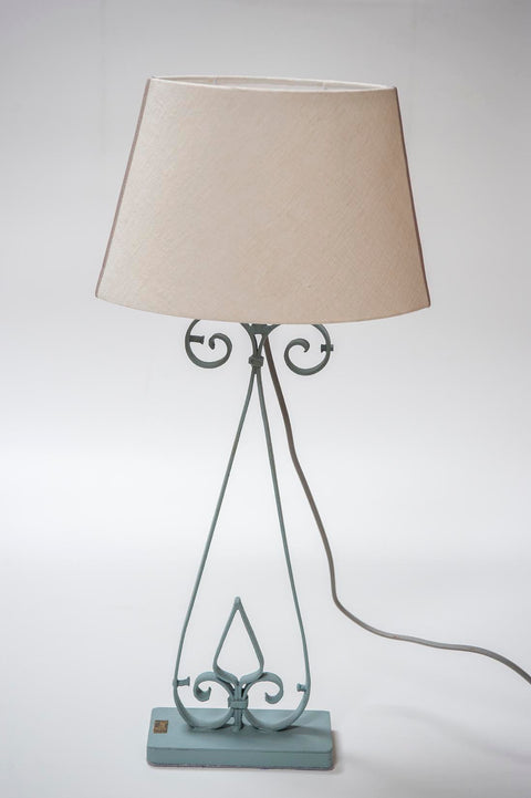 Albe - wrought iron lamp - L'Atelier Natalia Willmott