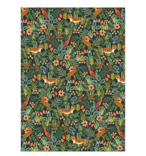 Jungle wrapping sheet - L'Atelier Natalia Willmott