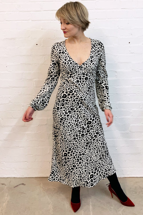 Doris Lynx Dress