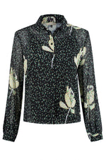 Artichoke Kisses Blouse - POM Amsterdam at The Bias Cut