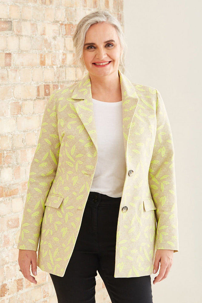 Confetti Winks Jacket - POM Amsterdam at The Bias Cut