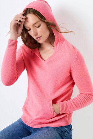 Load image into Gallery viewer, Darcey 100% Cashmere Hoodie - WYSE