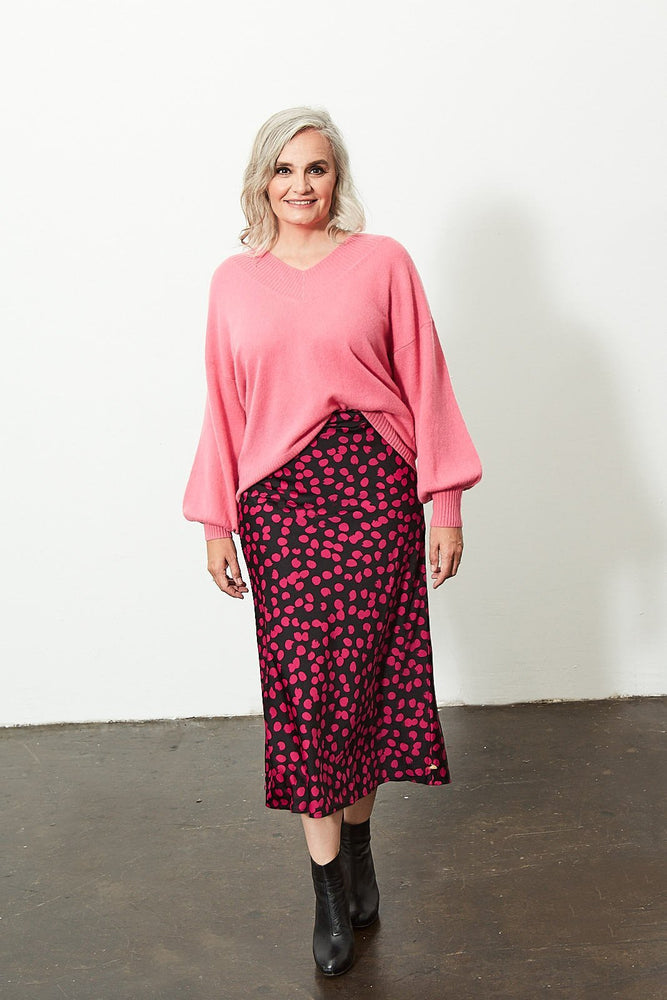 Dolly Dots Hall Skirt