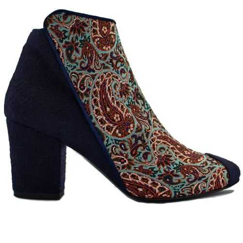 Eden of Yazd Ankle Boots - Bote A Mano