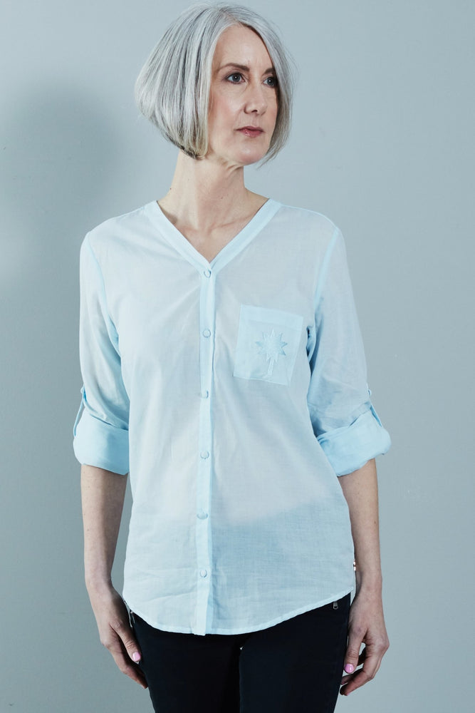 Ellen Blouse - Fabienne Chapot at The Bias Cut