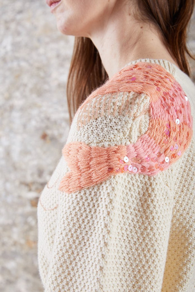Load image into Gallery viewer, Esma Cardigan - Stella Nova at The Bias Cut