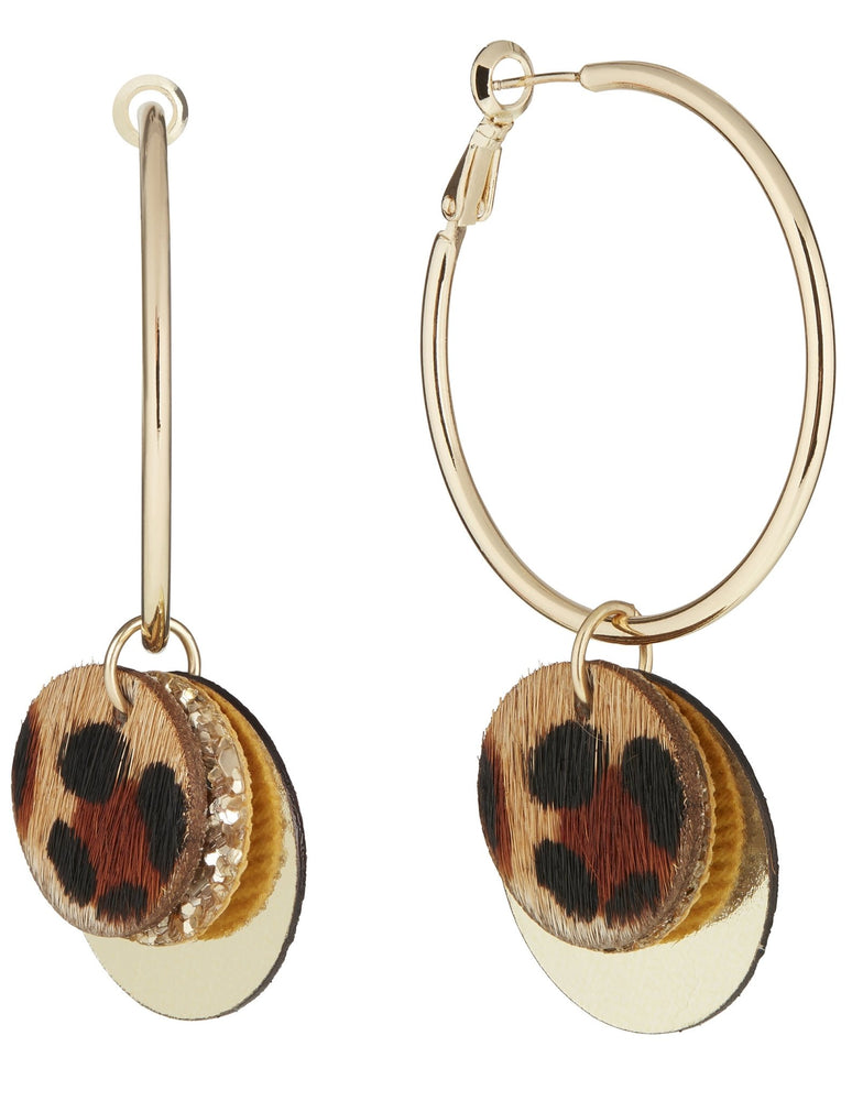 Exclusive: Athena Hoops - Jacynth London x Dark Horse Ornament - Jacynth London at The Bias Cut
