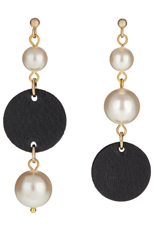 Exclusive: Neo Pearl Earrings - Jacynth London x Dark Horse Ornament - Jacynth London at The Bias Cut