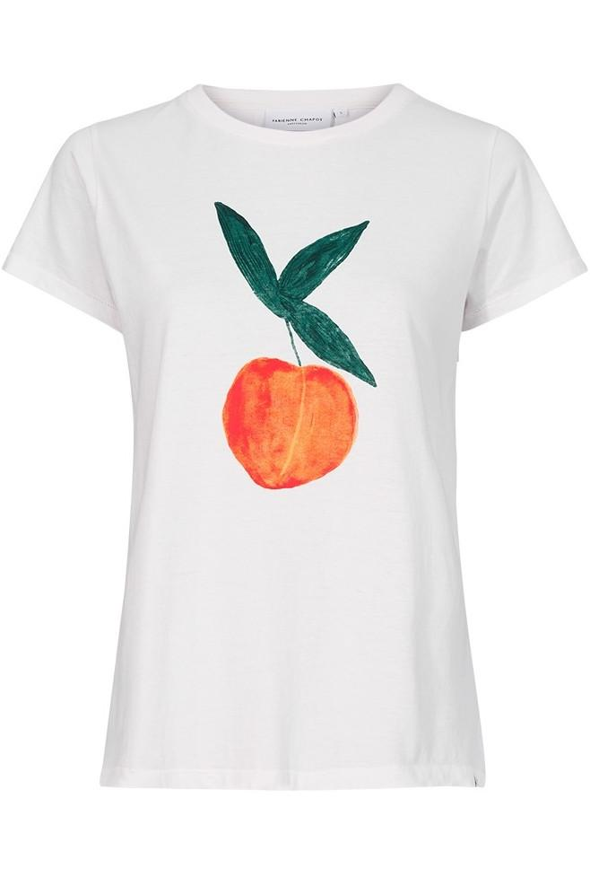 Feeling Peachy Cotton T-Shirt