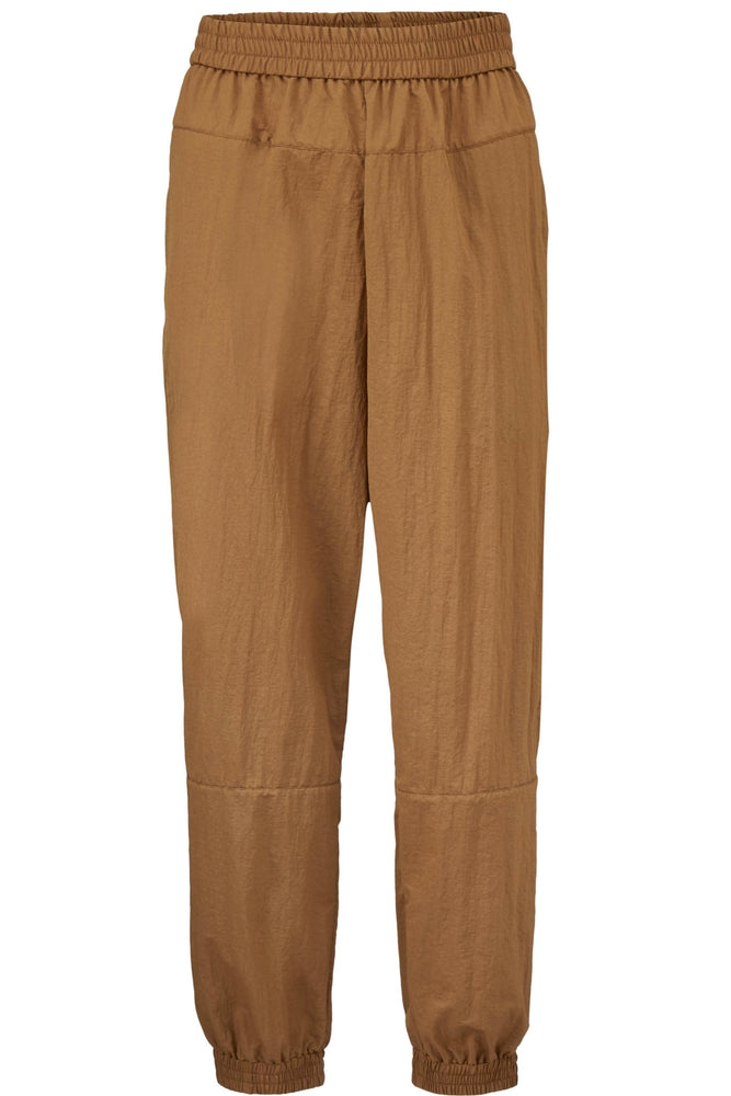 Modstrom Brown Hailey Casual Trousers