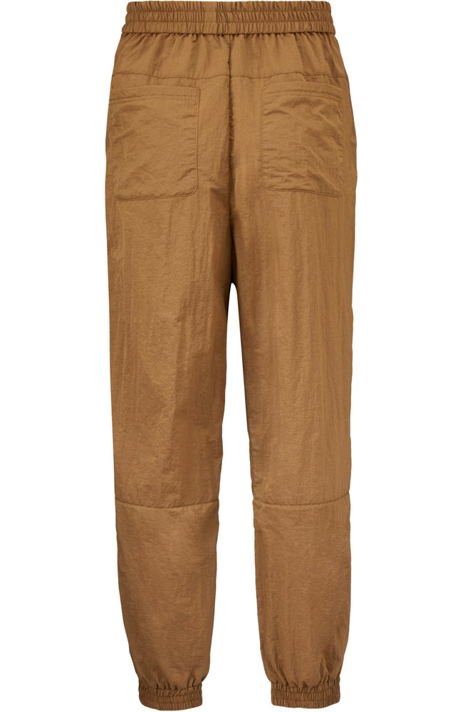 Modstrom Brown Hailey Casual Trousers at The Bias Cut