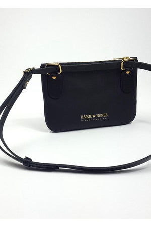 Load image into Gallery viewer, Heartbreaker Belt Bag/Clutch - Dark Horse Ornament at The Bias Cut