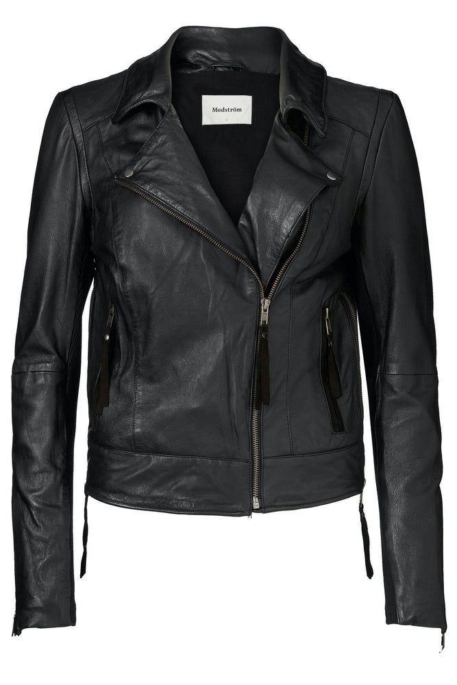 Iman Leather Jacket