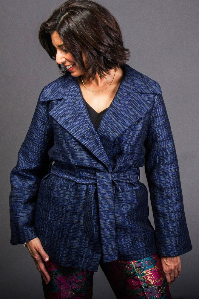 Load image into Gallery viewer, Kiara Jacket Size L - Nathalie Vleeschouwer at The Bias Cut