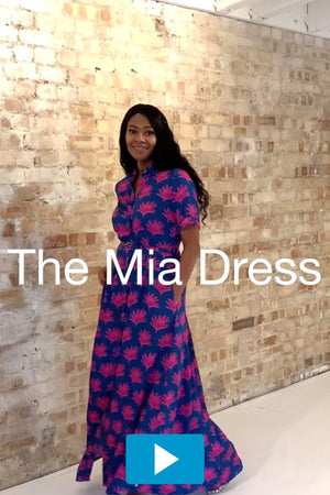 Mia Dress - Fabienne Chapot at The Bias Cut