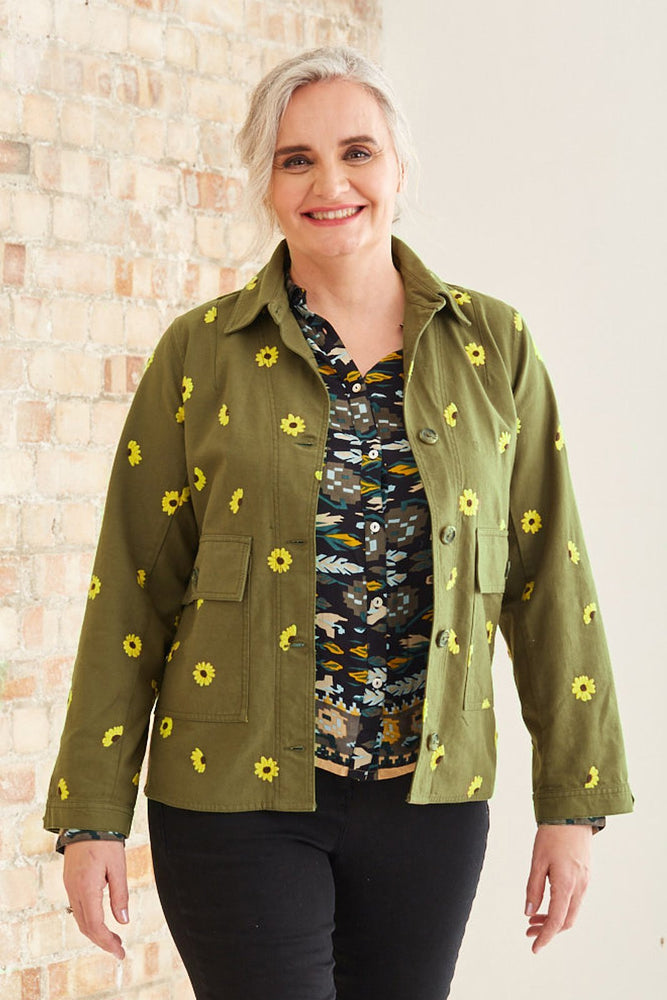 Miss Daisy Amy Jacket