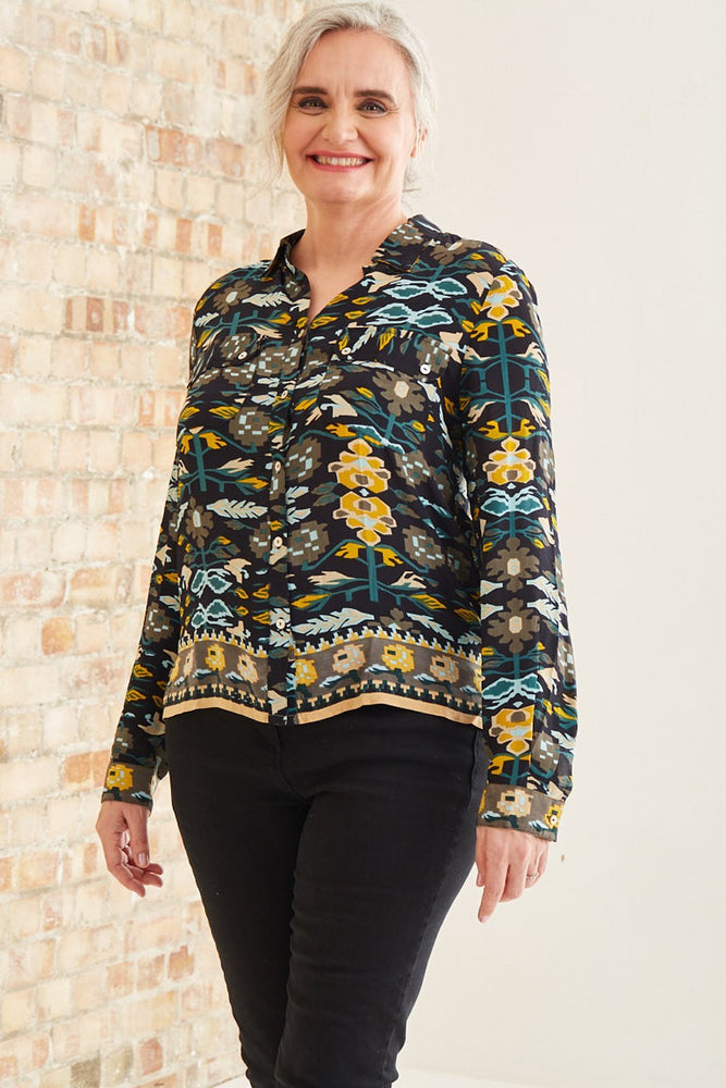 Montana Blouse - Stella Forest