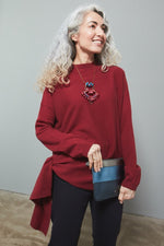Nantes Wool Cashmere Jumper