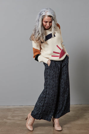 Load image into Gallery viewer, Neve Culottes in Zigzag - Charli