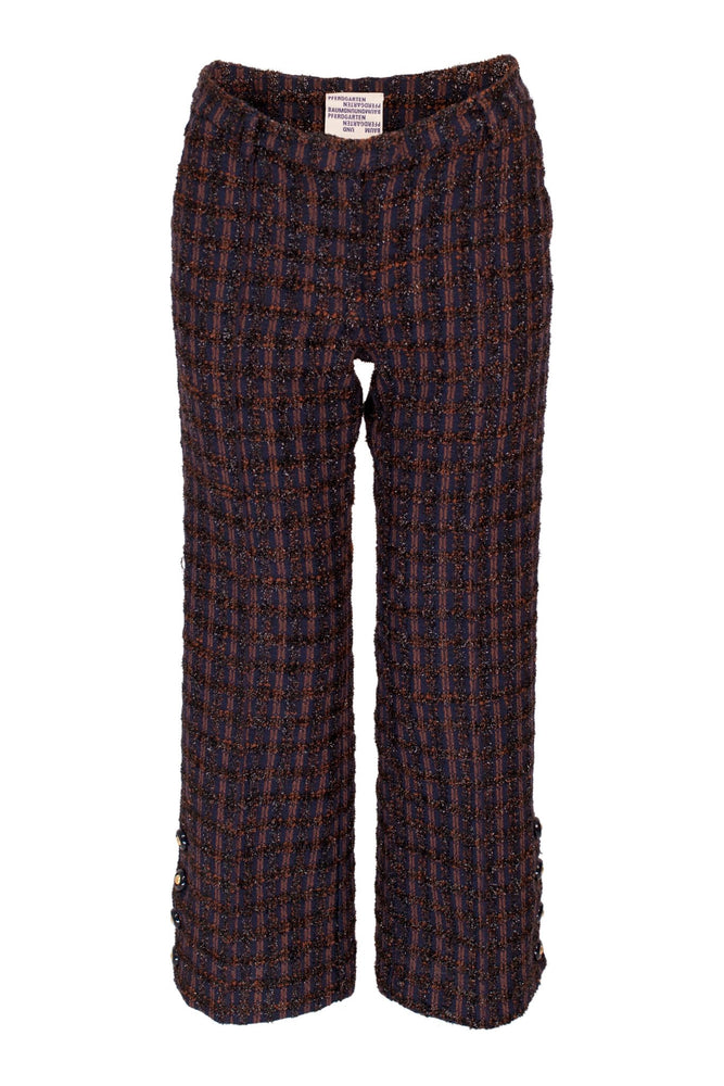 Nolene Boucle Trousers Size UK 8 / EU 36 / US 4