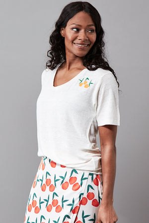 Ocean Linen T-Shirt - Size L - Fabienne Chapot at The Bias Cut