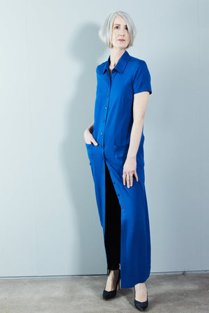 Oisin Dress - Nathalie Vleeschouwer at The Bias Cut