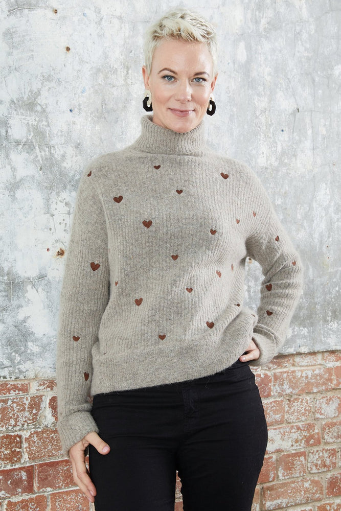 Olivia Pullover - Fabienne Chapot