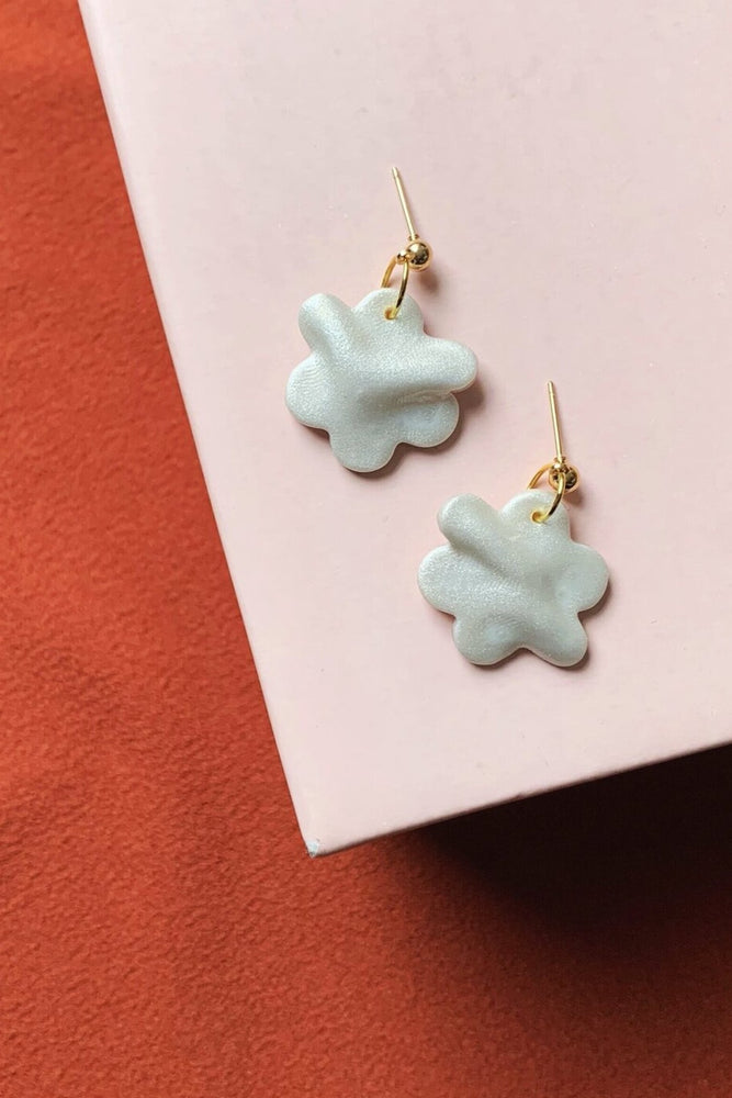 Orla Earrings - Cloud + Clay at The Bias Cut
