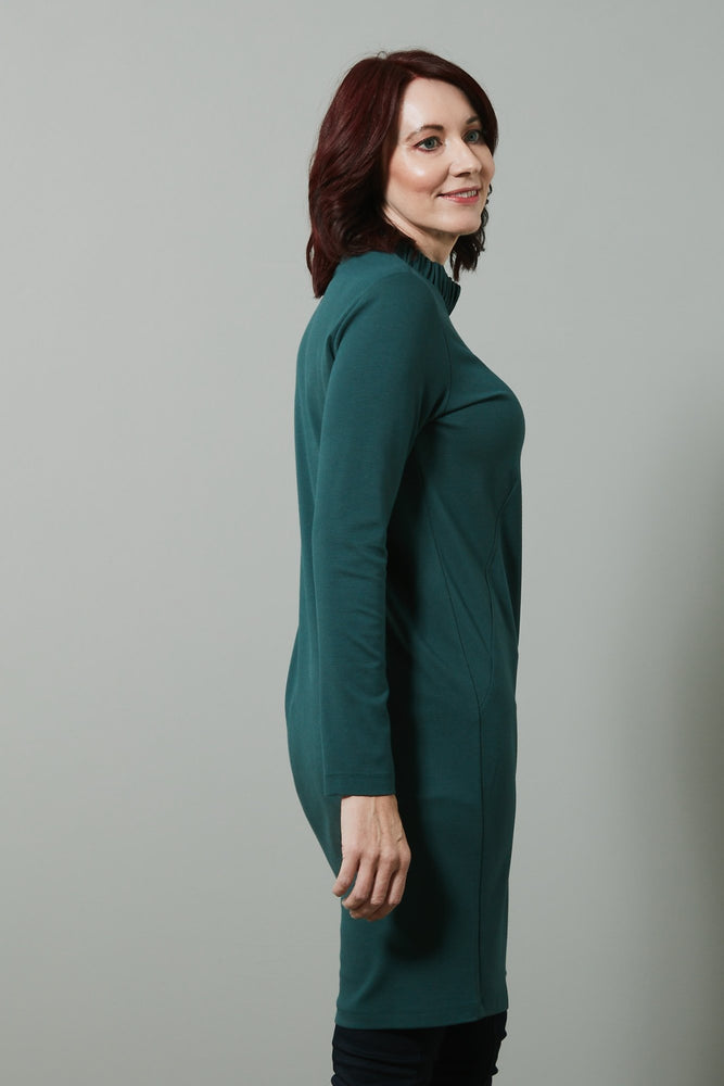 Load image into Gallery viewer, Perilla Jersey Dress - Size S - Nathalie Vleeschouwer at The Bias Cut