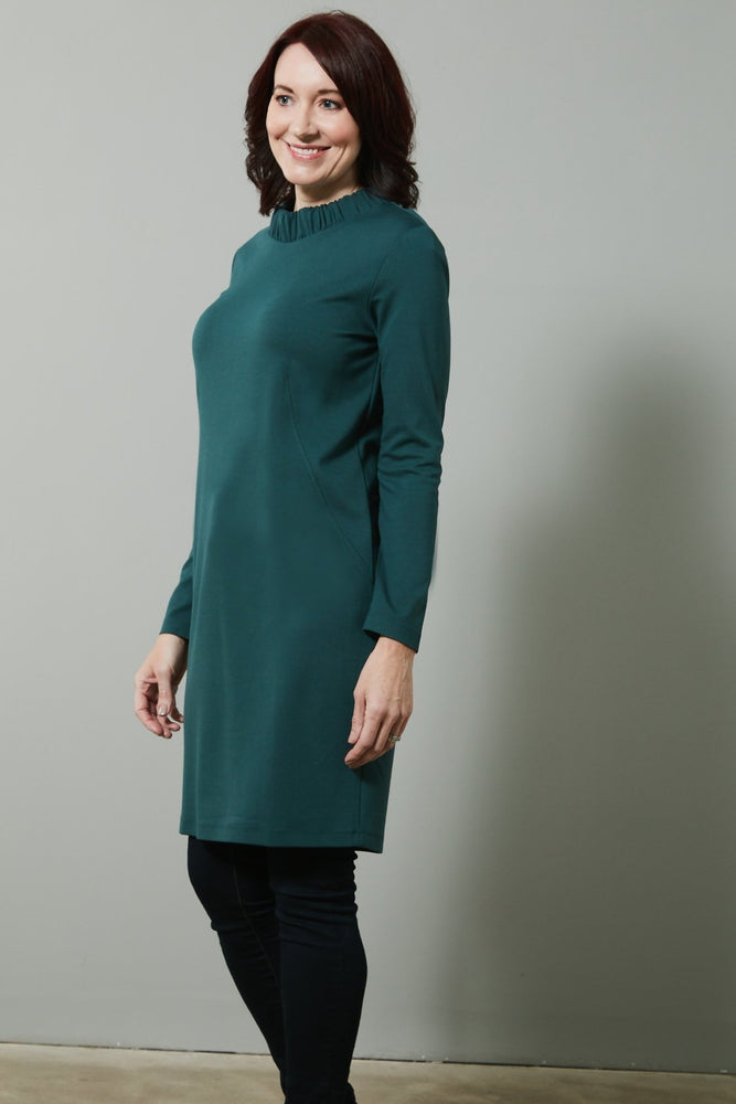 Perilla Jersey Dress - Size S