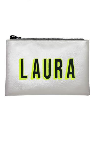 Personalised Metallic Clutch Bag (available in multiple colour ways) - I KNOW THE QUEEN