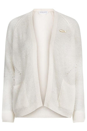 Picnic Cardigan - Fabienne Chapot at The Bias Cut