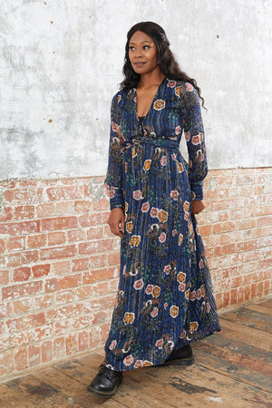Load image into Gallery viewer, Printed Maxi Dress - Scotch & Soda