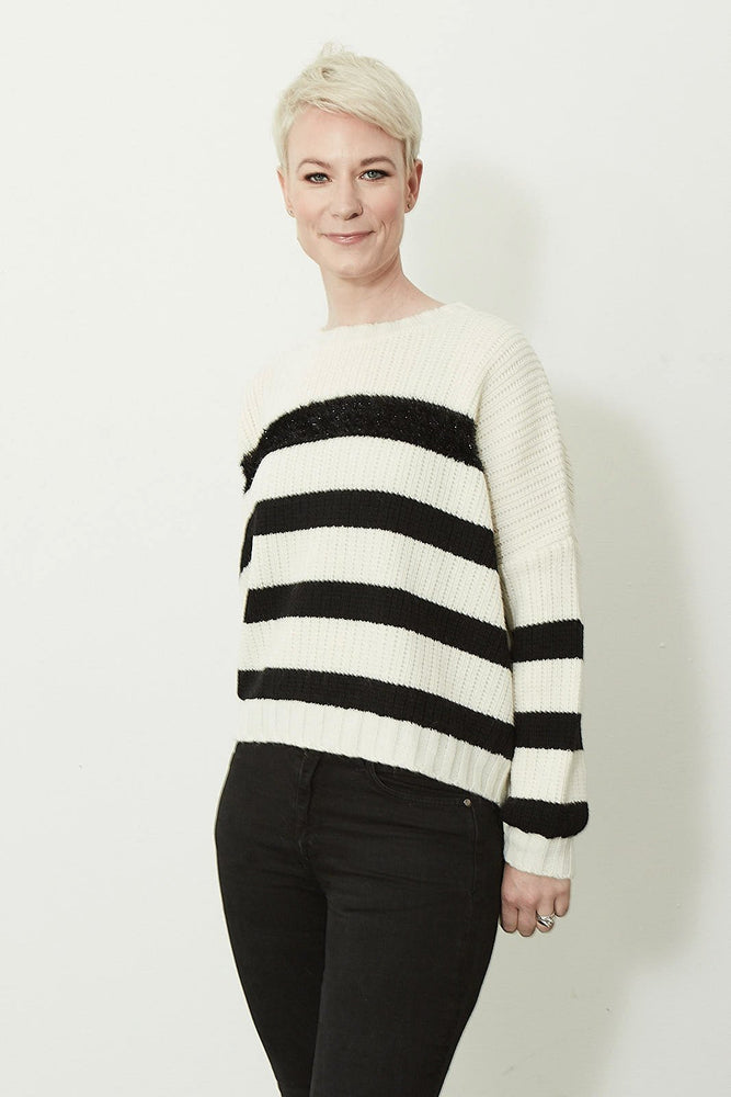 Pull Bouton Paul - Stella Forest at The Bias Cut