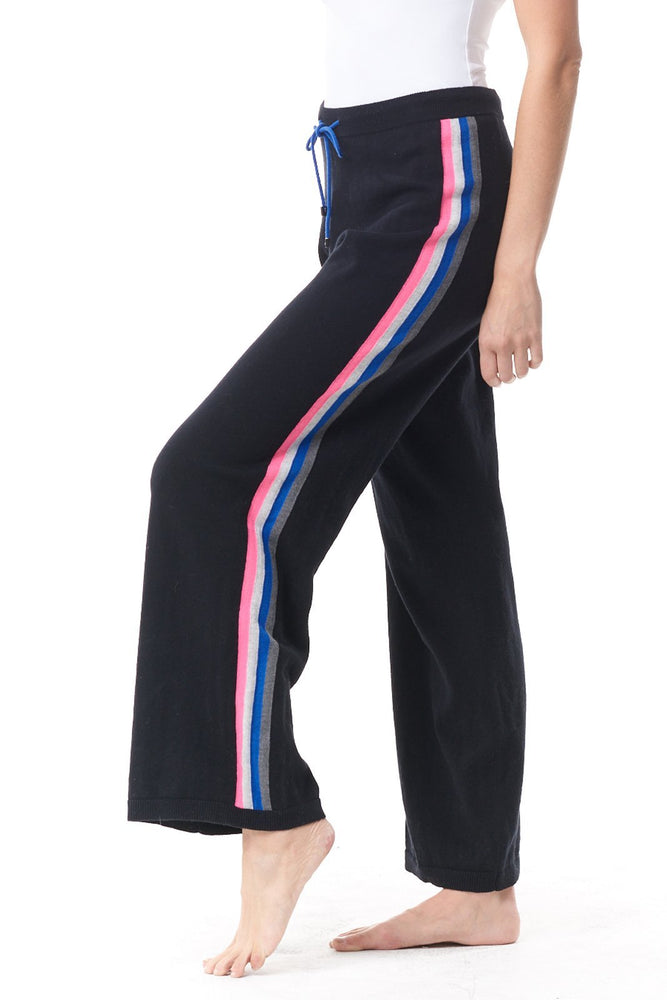 Racer Cashmere Pants - Lisa Todd at The Bias Cut
