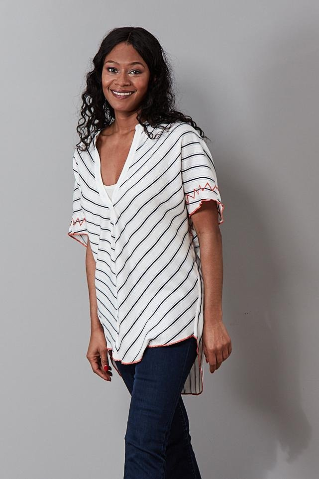 Rowan Stripe Tunic