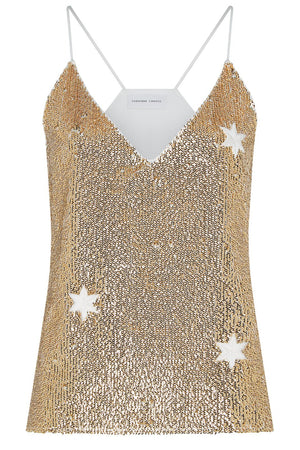 Load image into Gallery viewer, Sequin Top - Pre-Order - Fabienne Chapot
