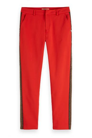 Side Tape Trousers - Scotch & Soda