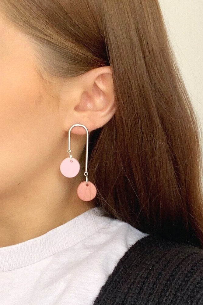 Sienna Earrings - Cloud + Clay at The Bias Cut